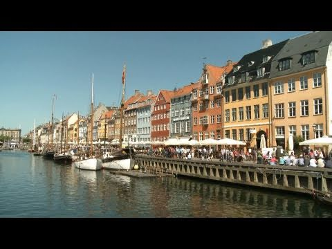 Port of Copenhagen, Denmark - HD