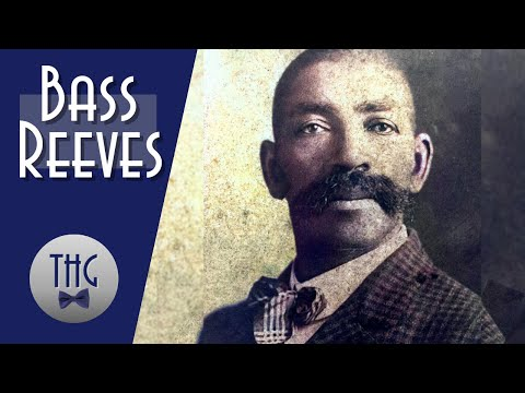 Not Just a Lone Ranger, Bass Reeves