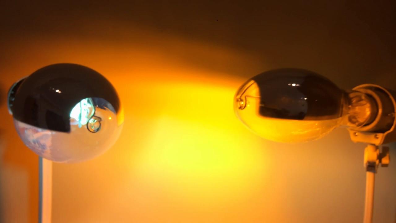 18 апр 2014. Первое включение натриевые лампы высокого давления от philips. Замер потребления в динамике.