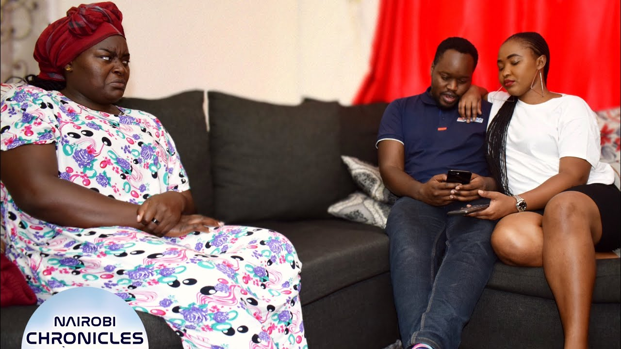 Download Tabia za Mother In-Laws When They Visit ft Shiphira Trhk
