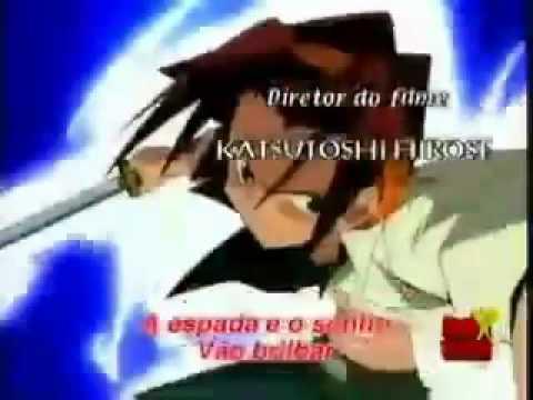 Shaman King - Abertura Português - (Brasil)