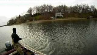 White Bear Lake MN Video Report May, 2 2011 Crappie, Sunfish, Panfish, Pike