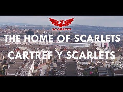 Scarlets' New World-Class Pitch 2019/20