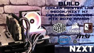 [Cowcot TV] BUILD COOLER MASTER LAB/NZXT Z390 N7/9600K/RTX 2070