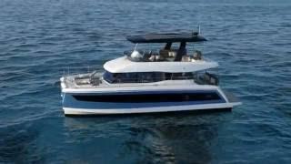 MY 44 by Fountaine Pajot, new motoryacht catamaran