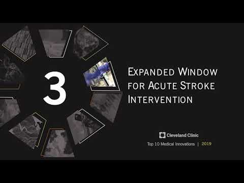 3. Expanded Window for Acute Stroke Intervention