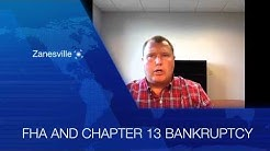 FHA AND Chapter 13 BANKRUPTCY