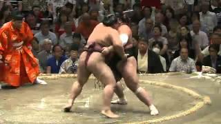 平成25年秋場所8日目 sumo 大相撲.