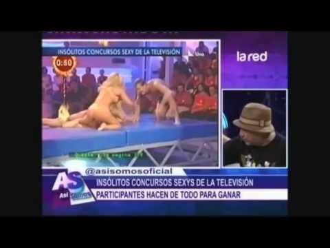 Felipe Avello presenta los concursos más sexys de la televisión thumbnail