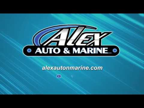 Alex Auto & Marine | Used Cars, New and Used Boats Alexandria MN