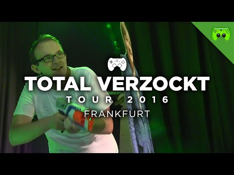 TOURBLOG: FRANKFURT 🎮 #TotalVerzockt Tourblog #2