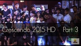 Crescendo 2015 [Part 3] Musical festival of SoundMonk at Hard Rock Cafe , India