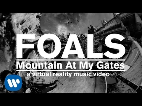 FOALS  Mountain At My Gates  Music  GoPro Spherical