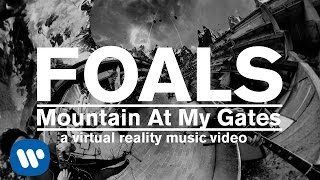 FOALS - Mountain At My Gates [Official Music Video] (GoPro S...