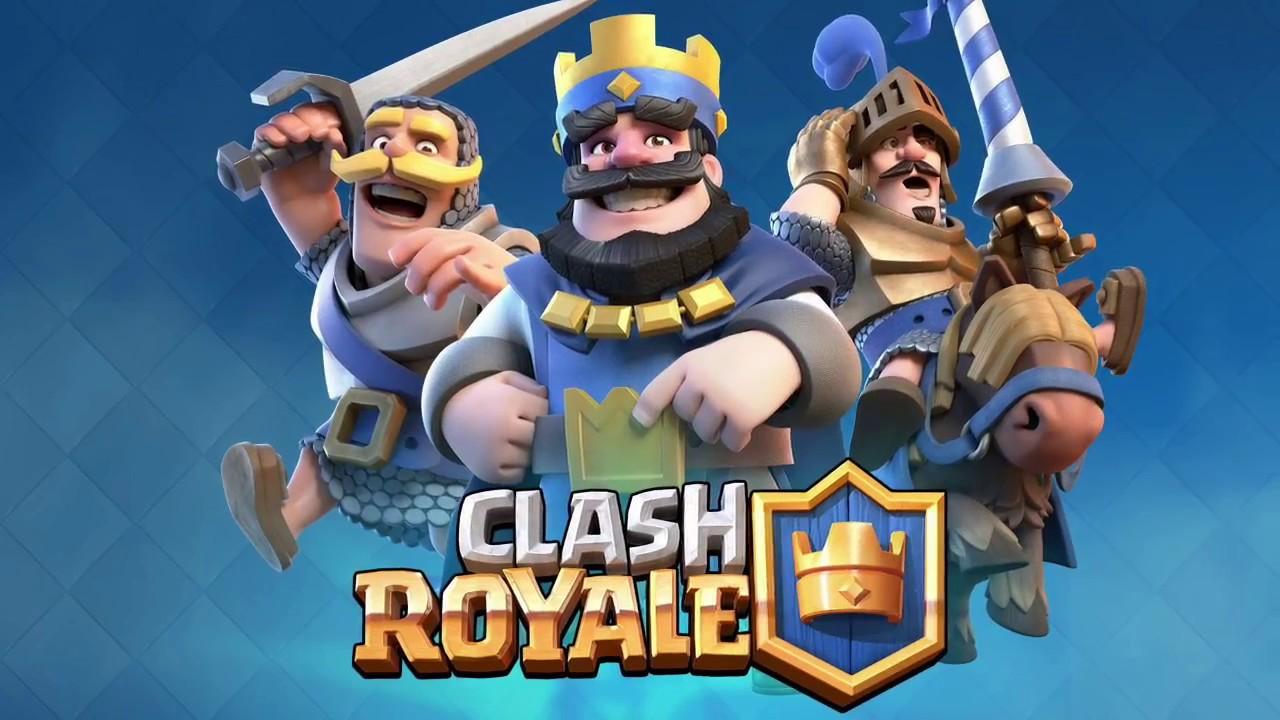 Clash Royale (iMovie Trailer) - YouTube