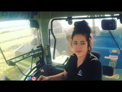 Garvey Agri Services -  Silage 2017 ft Shauna