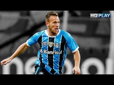 Arthur ● Defensive Skills ● Grêmio 2017 ● HD 1080p