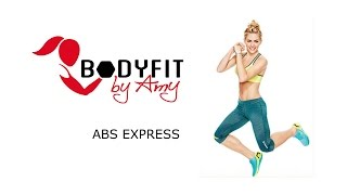 15 Minute Abs Workout -- Express Core Training Workout to Sculpt and Tone your Abs