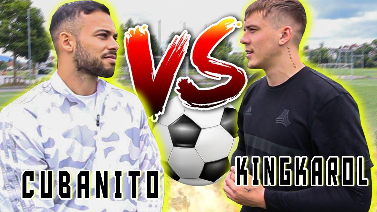 CUBANITO vs KINGKAROL - WER ist BESSER #Rollentausch