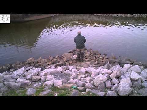 Fishing The Sluice Pool