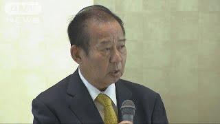 自民・二階幹事長 参院激戦区で支持訴え(19/05/11)