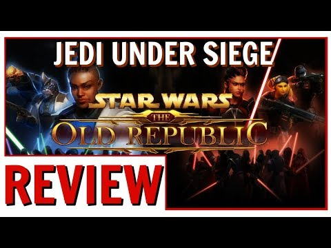 SWTOR: 5.10 Jedi Under Siege Review | Is It Worth Coming Back To?