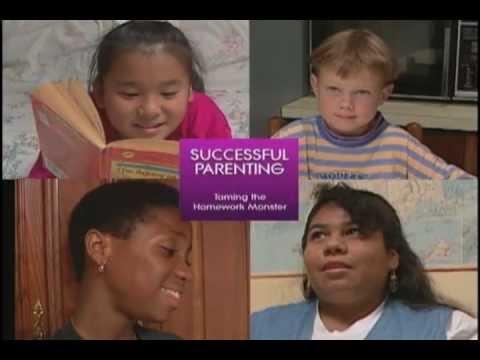Taming Homework Monster >> Successful Parenting Part 5 Taming The Homework Monster Youtube