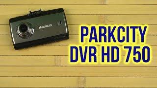 Розпакування ParkCity DVR HD-750