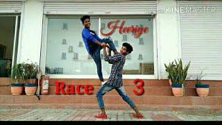 Heeriye  Race3 dance videos Bollywoodndance  choreography :-Abhishek Singh