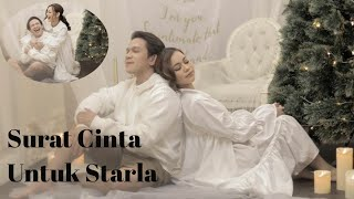 Surat Cinta Untuk Starla ( Video Jordi dan Frislly )
