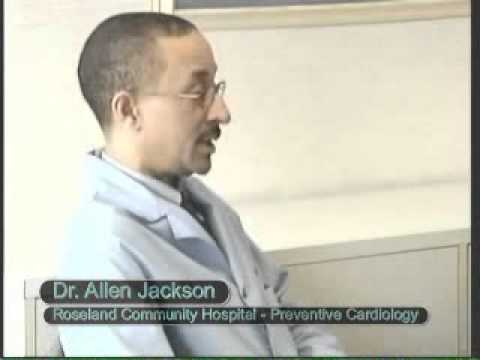 Cocaine and Heart Disease -  Dr. Allen Jackson on Commerce Connections.TV