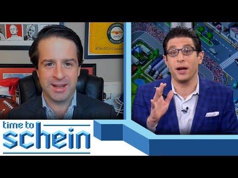 Will Brinson talks Week 20 NFL predictions 01/18 | Time to Schein