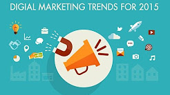 Digital Marketing Trends Of 2015-2016