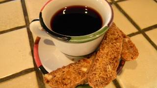 Holiday Cookies Episode 1: Ginger Biscotti