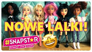 #SNAPST⭐️R - Lalki gwiazdy Instagrama, Snapchata i Tik Toka  | Snapstar