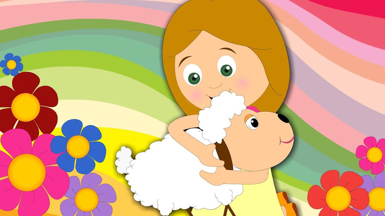 mary had a little lamb nursery rhyme pdf