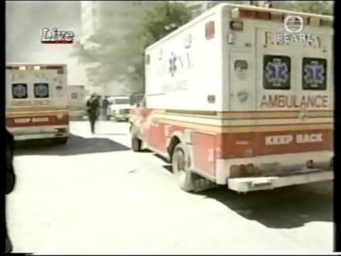 Hong Kong TVB Pearl 911 News Roundup, 2001.09.11(Clip 5)