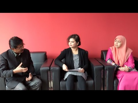Discussion on Studying Entrepreneurship and going for Exchange Programme, Professor Muhammad Yunus