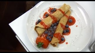 Recipe Rehab Season 1 Recipe How-To: Mexican-Style Pancakes