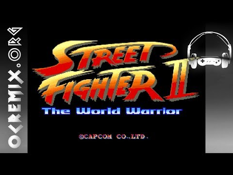 "Street Fighter II OC ReMix by That Headband Guy: ""Burning Vigor"" [Ken (U.S.A.)] (#3733) - 동영상"