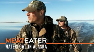 MeatEater S1-E03: The Waters Edge: Waterfowl in Alaska