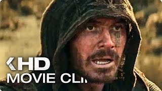 ASSASSIN'S CREED Movie NEW Clip & Trailer (2016)