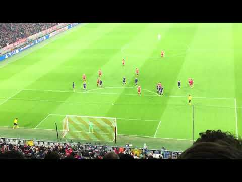1:0 Lewandowski F.C. Bayern Munich Vs RSC Anderlecht