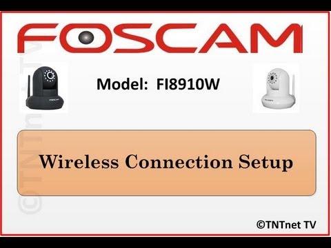 foscam fi8910w quick installation guide