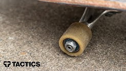 When & How to Change Your Skateboard Wheels - Tactics