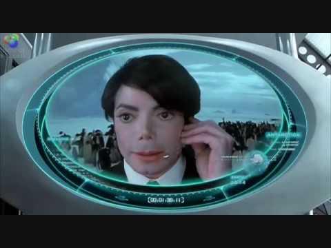 Michael Jackson in Men in Black 2