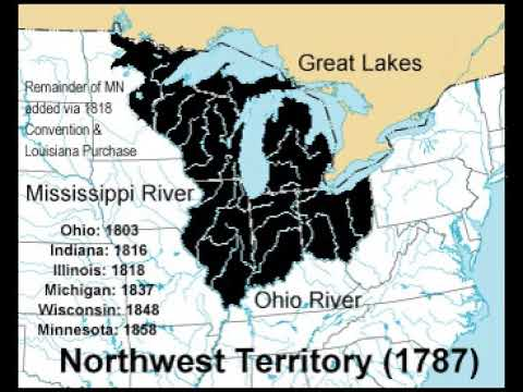 Northwest Territory | Wikipedia audio article