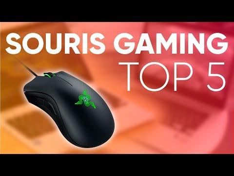 TOP5 : MEILLEURE SOURIS GAMER (2018)