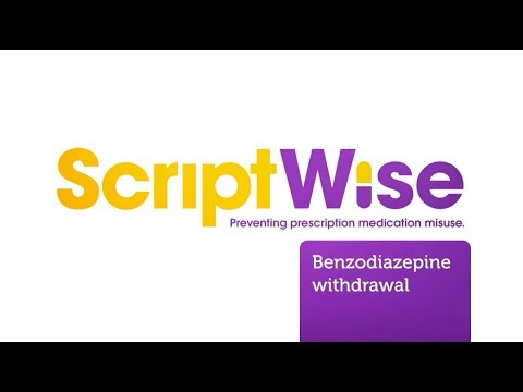 Benzodiazepines | ScriptWise