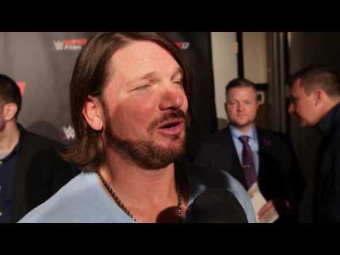 AJ Styles Interview: On SummerSlam, working with John Cena, Finn Balor & WWE WK17
